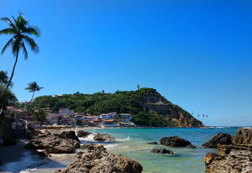 as melhores praias do Nordeste para conhecer na Bahia