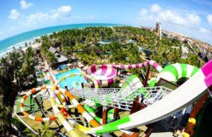 L ugares para viajar com a família - Fortaleza - Beach Park