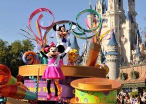L ugares para viajar com a família - Cidade de Orlando